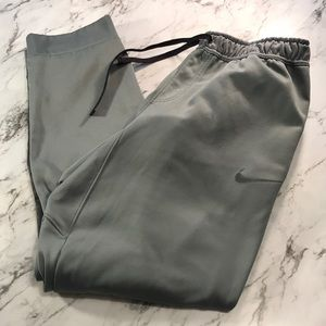 Nike Pro Training Therma-Fit Gray joggers XL